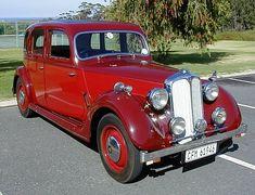 1946 Rover 12