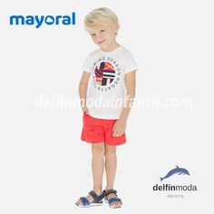 Mayoral Conjunto Bermuda Lino ni/ño
