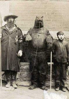 Halloween das antigas