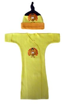 Happy Thanksgiving Baby Bunting Gown Set « Clothing Impulse