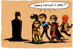 Happy Father's Day everyone!! =)