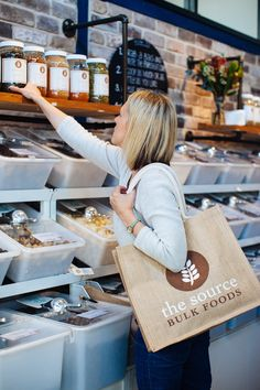 How The Source Bulk Foods Are Helping Australia Lead the Zero Waste Movement - zero waste shopping