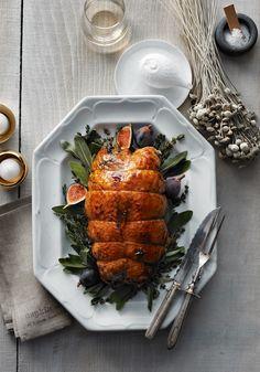 A modern take on Thanksgiving dinner by john cullen
