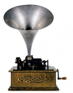 Thomas Edison invented the phonograph in 1877. This changed the way everyone listened to music.
