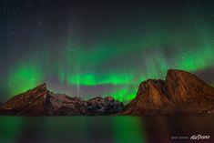Nothern Lights, Lofoten, Norway 3