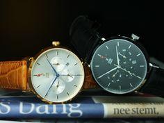 The Power Reserve - Leyden Watches by Leyden Watches —Kickstarter