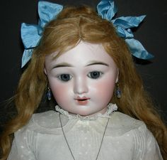 "Pretty 26"" - Fleischmann Bloedel-Eden Bebe-grandes ojos azules & Eden Bebe Zapatos!!!   Dolls & Bears, Dolls, Antique (Pre-1930)   eBay!"