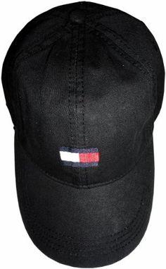 Men's Tommy Hilfiger Hat Ball Cap Black Tommy Hilfiger, http://www.amazon.com/dp/B0080Q5O66/ref=cm_sw_r_pi_dp_u2V-qb17106M2