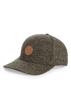 43419d662ff Love this by TIMBERLAND Tweed Ball Cap - Brown in Mole -  25