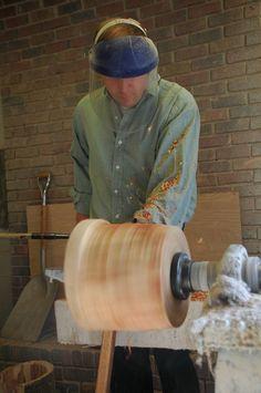 Image result for matt moulthrops lathe