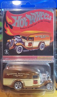 Hot Wheels * HWC * Special Edition * Blown Delivery * Back-Ordered #MattelHotWheels
