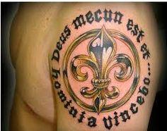 18 Meilleures Images Du Tableau Fleur De Lys Awesome Tattoos