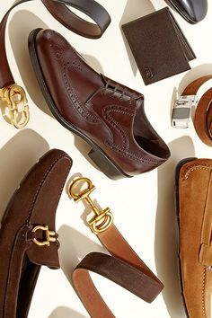 Few brands are as quintessential Italian, manly and luxurious as Salvatore Ferragamo. Delve into the fall 2014 arrivals for men and reinvigorate your closet.