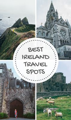 - Vacation Ideas - Top 20 Things To See And Do In Ireland Our guide will take you to 20 of the best vacation spots to visit in Ireland. Try a cold Guinness at a pub in Dublin, take a walk on the beautiful beach in Dunquin Harbor and listen to. Romantic Vacations, Best Vacations, Vacation Destinations, Romantic Destinations, Vacation Resorts, Vacation Places, Romantic Travel, Vacation Ideas, Ireland Travel Guide