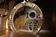 STARGATE UNIVERSE Behind the Scenes Tour with Producer Brad Wright ...