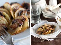 Tian di patate, funghi e rosmarino