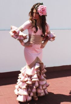 Pink Dress, Dress Up, Spanish Dress, Mardi Gras Costumes, Spanish Fashion, Ballroom Dress, African Dress, Pink Fashion, Dance Costumes