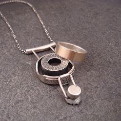 https://flic.kr/p/wczAen | Ring Holder in sterling silver
