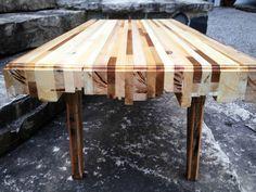 Scrap Wood Table - Imgur