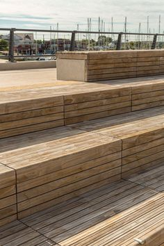 Steps at high line park stairs and ramp 15p pinterest - Tarrant county college interior design ...