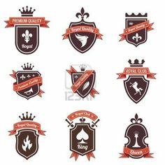 university crests - Google Search