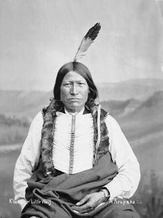 Little Wolf – Arapaho – 1882
