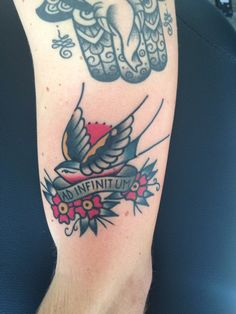 #swallow #traditionaltattoo