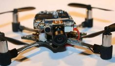 This Hackable Mini Drone Can Now Be Yours
