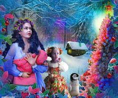Concourschristmasdream by roserika on DeviantArt