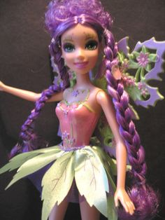 barbie fairytopia dolls | ... Image Gallery for Barbie Fairytopia Magic of the Rainbow Glee Doll
