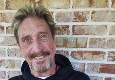 John McAfee Announces New Business Through Twitter #Android #Google #news