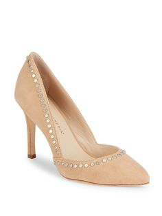 38b607d3736f Loeffler Randall Point Toe Studded Pumps
