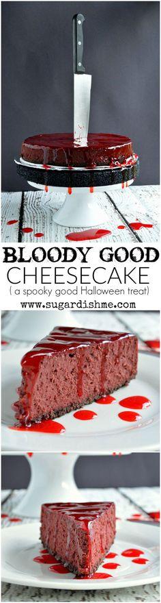 BLOODY GOOD CHEESECAKE - cheesecake, dessert
