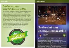 Souliers brillants et casque compostable - La Presse+