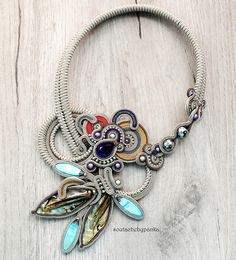 Hey, I found this really awesome Etsy listing at https://www.etsy.com/listing/597779282/light-cream-soutache-jewelry