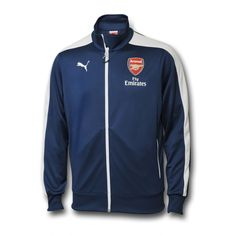Puma 2014/15 T7 Anthem Jacket at Arsenal Direct