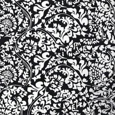 Con-Tact Brand Creative Covering Adhesive Drawer and Shelf Liner, x Black White Flower