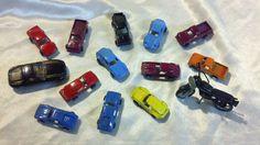 Love diecast vehicles & vintage toys?   RARE VINTAGE TOOTSIETOY CARS VEHICLE LOT PORSCHE FORD PICKUP FIREBIRD CHEVY CORVETTE MOTORCYCLE - on eBay! $19.98