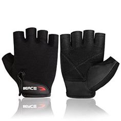 BEACE Weight Lifting Gym Gloves with Anti-Slip Leather Palm for Workout Exercise Training Fitness and Bodybuilding for Men & Women - Best Weight Loss Tips Gym Gloves, Workout Gloves, Best Weight Lifting Gloves, Best Gym, Back Exercises, Powerlifting, Weightlifting, No Equipment Workout, Gym Workouts