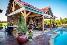 Allison Pools - Oudoor Kitchen / Outdoor Living   by Allison Pools