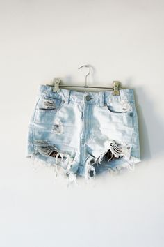 perfect jean shorts for summer