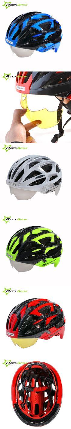 ROCKBROS Cycling Helmet Super Light EPS Mountain Bike Helmet Protector Downhill Bicycle Accessory Sports Capacete Da Bicicleta