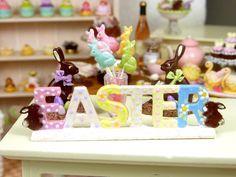 easter in miniature | Emmaflam | Miniature Easter
