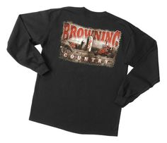Browning Silo T-Shirt available at #Sheplers