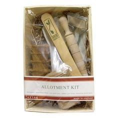 Sting In The Tail Allotment Kit Gardeners Gift Set - £21.00