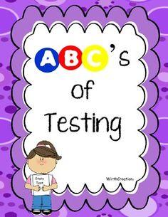 ABCs of Testing -Testing Tips