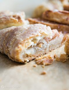 No Fail, Sour Cream Pastry Crust ~ Easy, no machine required, buttery, flaky pie crust and pastry crust recipe ~ SimplyRecipes.com