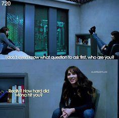 """#PLL 7x20 """"Til Death Do Us Part"""" - Spencer and Alex"""
