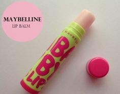 Maybelline Baby Lips Lip Balm Watermelon Smooth: Review, Price
