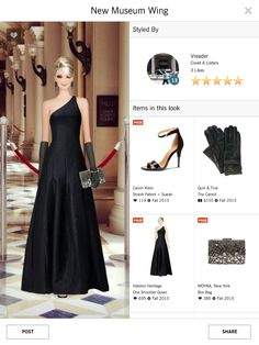 New Museum Wing Covet Fashion 5 star jet set event